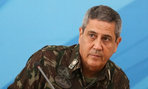 O silêncio ensurdecedor do general